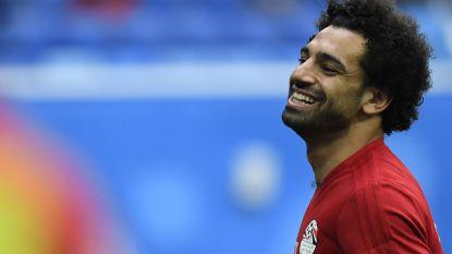 Wereldvoetballer en wereldverbeteraar:  Egyptische held Mo Salah fit verklaard