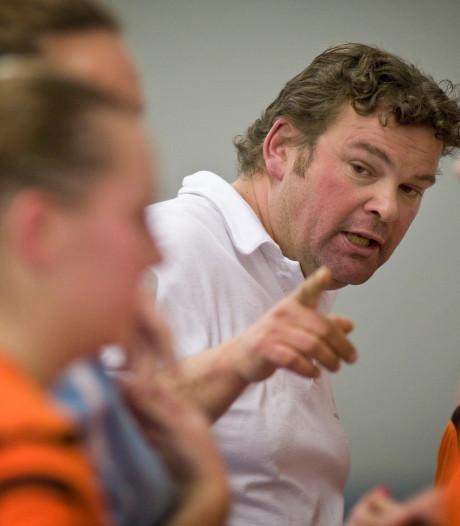 Jules van der Donk nieuwe coach DIOS