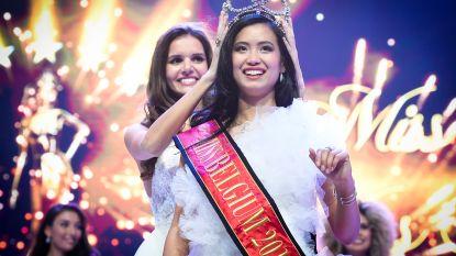 Angeline Flor Pua is Miss België 2018