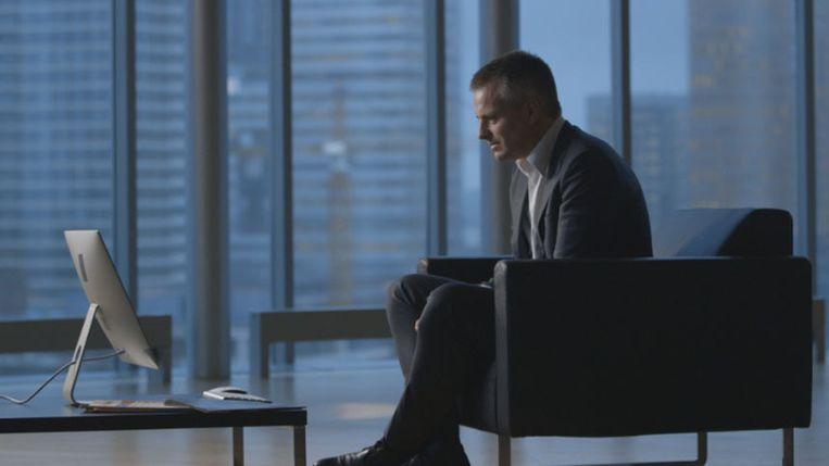 Joris Luyendijk in VPRO Tegenlicht: Bankgeheimen. Beeld Tegenlicht