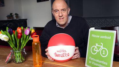 Paul Huysmans verhuist met reisbureau Happy Weekends naar Geel