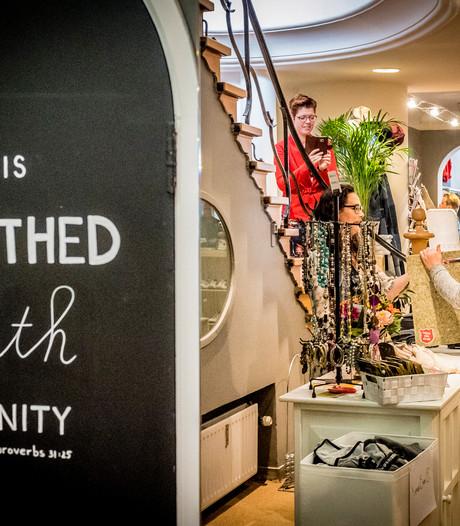Nieuw in Bergen op Zoom: Reshare Store voor tweedehands kleding