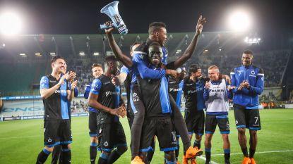 Van een statement gesproken: Club Brugge haalt zes keer de trekker over tegen zwak Charleroi