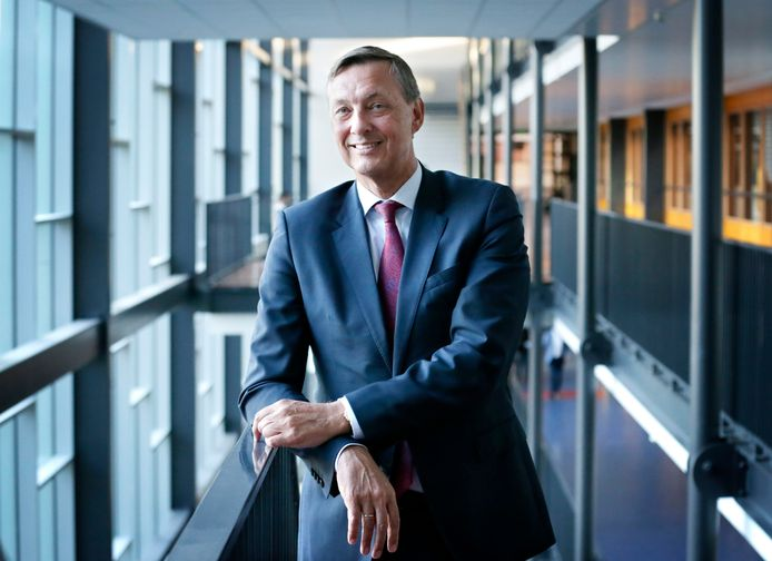CDA-coryfee Paul Rüpp. Tegenstander van samenwerking met Forum in Brabant, en toekomstig commissaris van Enexis.