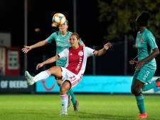 FC Twente Vrouwen verliest van Ajax