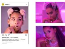 Ariana Grande in de clinch met modeketen over jatwerk