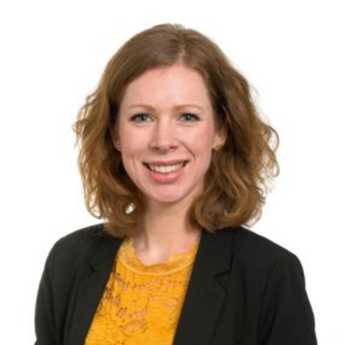 Emmy Wittenberg, fractievoorzitter D66 in Wijchen.