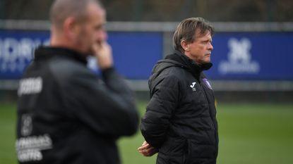 """Vercauteren weet ook: """"Als we verliezen van Cercle, wordt play-off 1 zo goed als onmogelijk"""""""