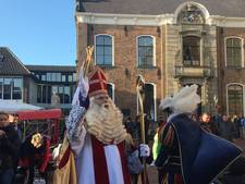 Sint weer in centrum Lochem