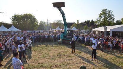 Turkse gemeenschap geeft startschot bouw nieuwe moskee