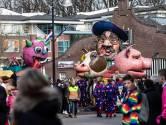 Carnaval is voorbij, maar de optocht in Didam is er niet minder sfeervol om
