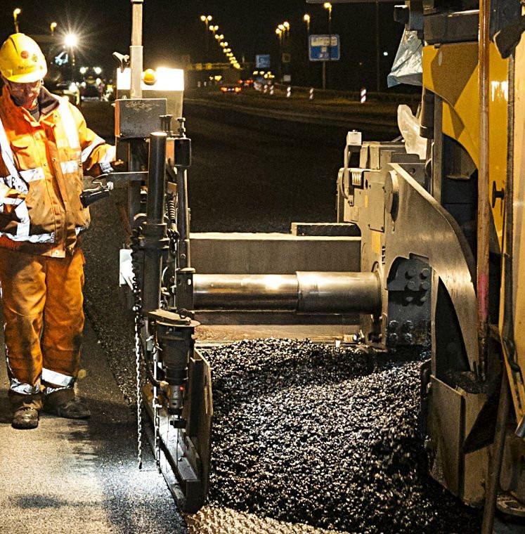 Tot vrijdag 18 oktober om 05.00 uur is de weg gesloten.