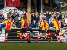 Speelschema en uitslagen districtsbeker amateurvoetbal