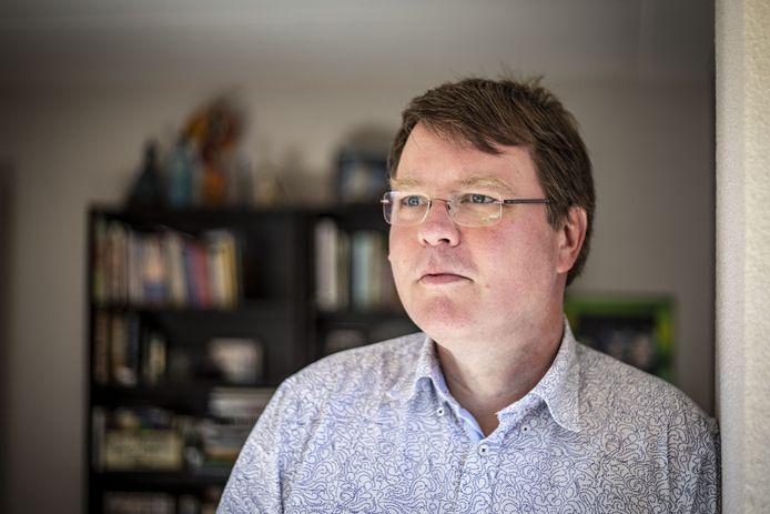 Andrew Oostindjer is huisarts in Oldenzaal en tevens voorzitter van het Crisisteam Huisartsenzorg Twente.