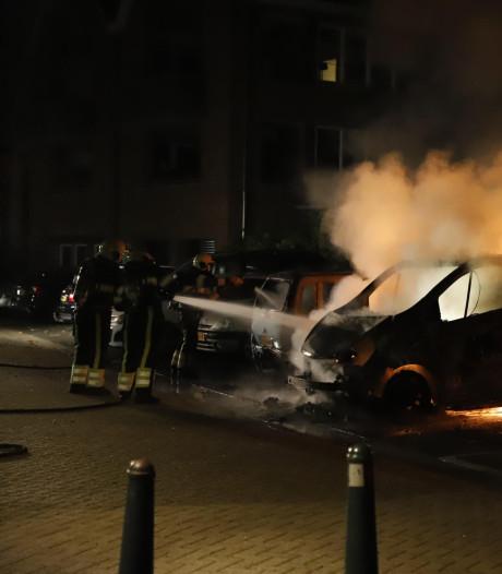 Pyromaan Grave langer vast voor autobranden