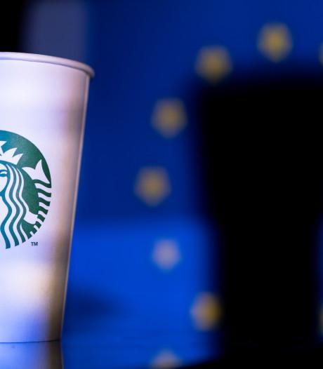 Nederland wint zaak over belastingdeal met Starbucks