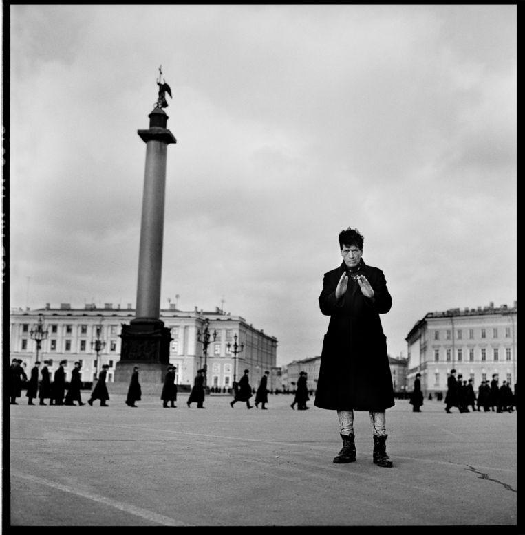 In Leningrad, 1987. Beeld Gerard Wessel