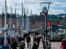 'Gezond verstand' Zweden stuit opmars corona niet