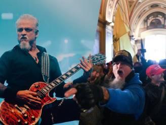 Gitarist van metalband Iced Earth bij inval Capitool - bandleden nemen afstand