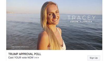 Team Trump zou modellen en acteurs gekocht hebben voor campagnebeelden