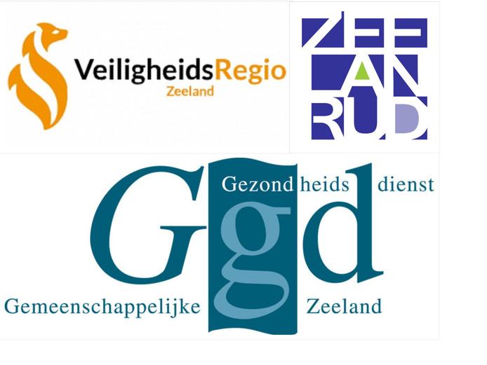 GGD, RUD Zeeland en Veiligheidsregio Zeeland onderzoeken samenwerking.