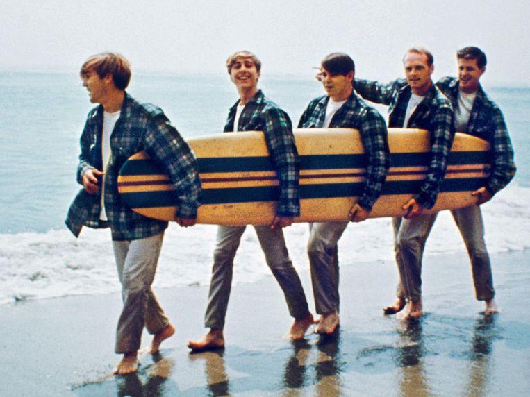 null Beeld Beach Boys