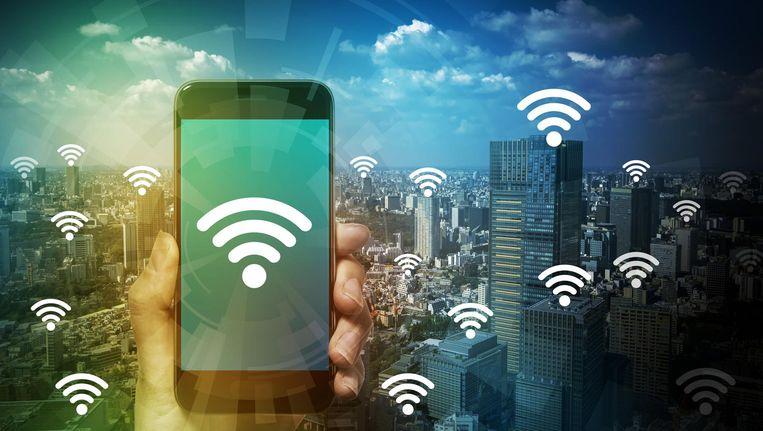 U Dacht Een Veilige Wifi Verbinding Te Hebben Vergeet Het
