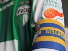 VVOG maakt statement tegen racisme met speciale aanvoerdersband