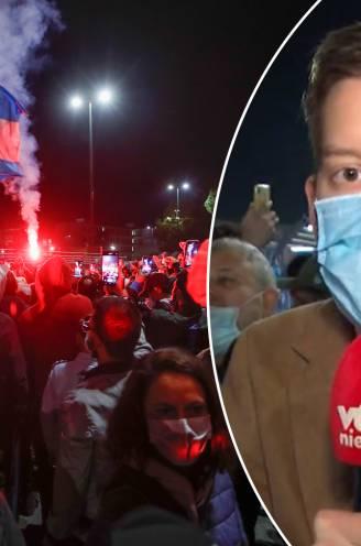 """Onze man dompelt zich onder in ongeziene sfeer aan het stadion van Napoli: """"Diego is een mythe die eeuwig zal leven"""""""