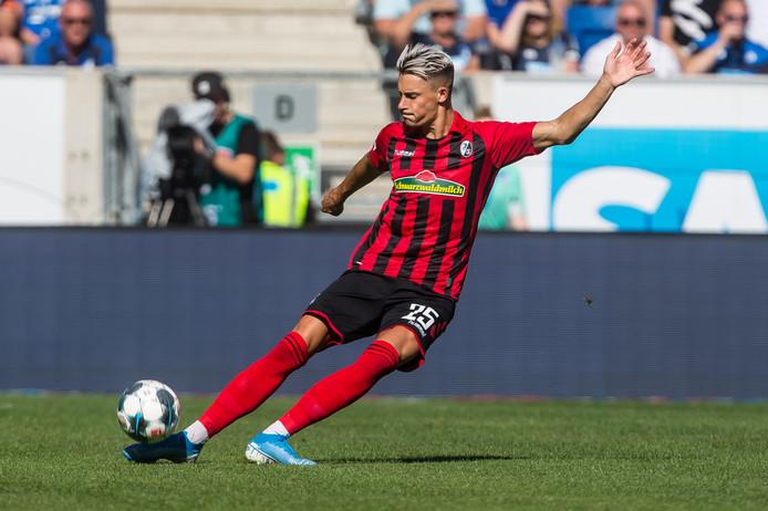 Robin Koch van SC Freiburg is voor het eerst geselecteerd.