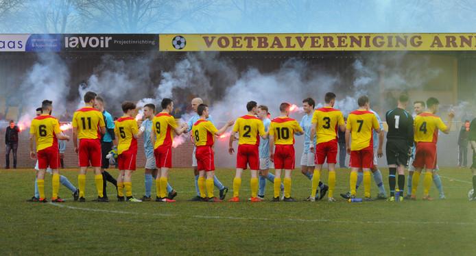 Arnemuiden speelt zaterdag de klassieker tegen De Meeuwen.