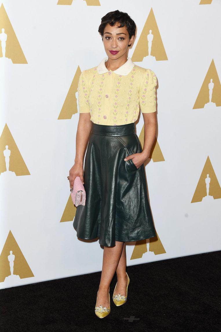 Actrice Ruth Negga. Beeld AFP