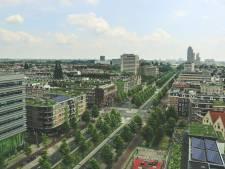 Asfalt-as van Wibautstraat naar IJtunnel wordt groene oase