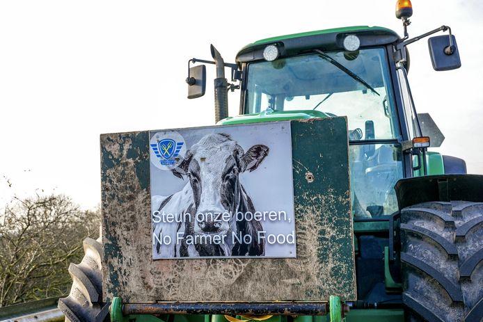 Boeren gaan opnieuw actievoeren tegen het kabinetsbeleid.