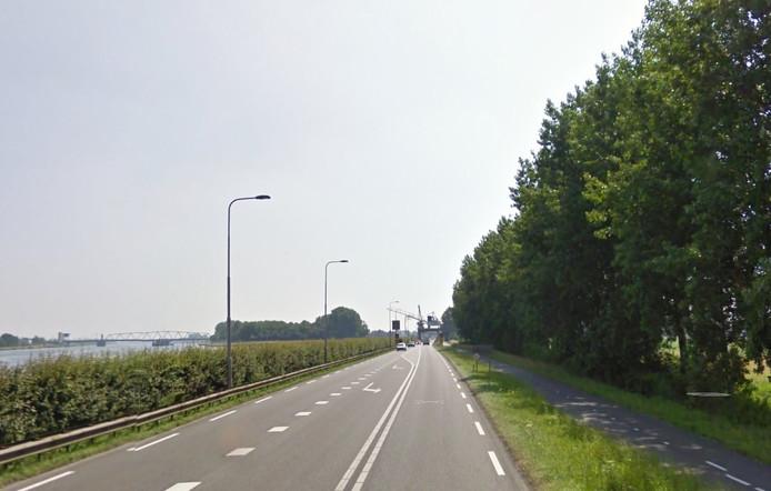Westkade in Sas van Gent