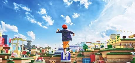 Japans pretpark krijgt levensecht Super Mario-gedeelte