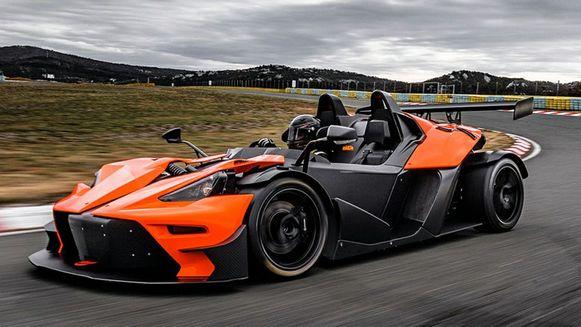 KTM X-Bow GT : 100-0 km/u in 31,3 meter