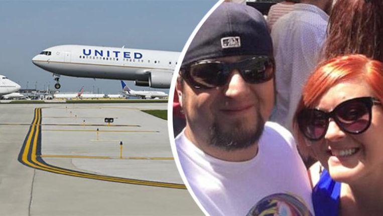 Michael Hohl en zijn verloofde Amber Maxwell hadden om een upgrade gevraagd.