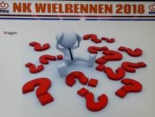 'Huizen en winkels bereikbaar tijdens NK wielrennen in Hoogerheide'