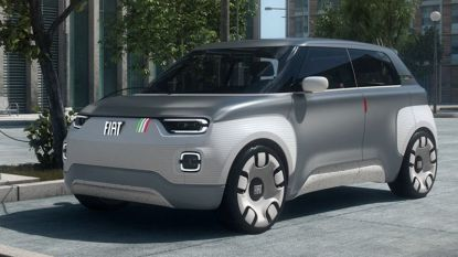 Fiat Centoventi moet meest betaalbare elektrische auto ter wereld worden
