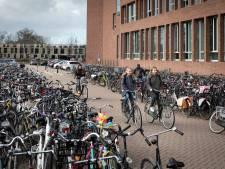 De fiets is hét vervoermiddel naar de Campus in Wageningen