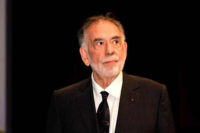 Francis Ford Coppola à la cérémonie de remise de prix du festival Lumière 2019 à Lyon le 18 octobre 2019 © Romain Doucelin / Bestimage