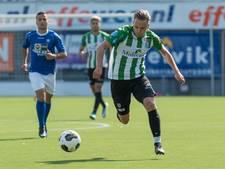 Marinus weer terug op het veld bij PEC Zwolle