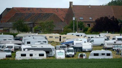 Zigeuners strijken neer over Franse grens, politie waarschuwt opnieuw voor malafide klusjesmannen
