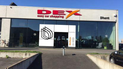 Autoverdeler Dex opent vestiging in Waregem