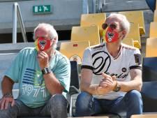 Verboden te roken in halflege stadions bij aftrap betaald voetbal: dat wordt wennen voor de fans