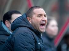 Scott Calderwood ook komende twee seizoenen trainer van DOVO