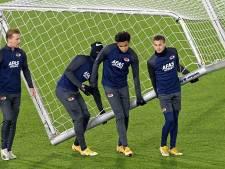 Slot voor duel met Real Sociedad: 'Tien punten in deze poule is misschien wel niet genoeg'