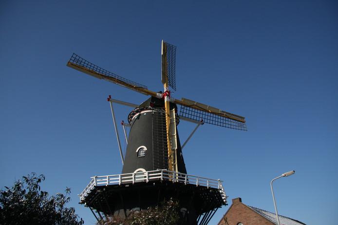 Molen De Kroon in Klarendal in Arnhem.