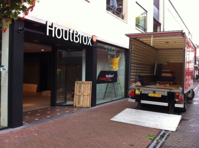 Houtbrox in Oss opende nog geen 2 jaar geleden de deuren